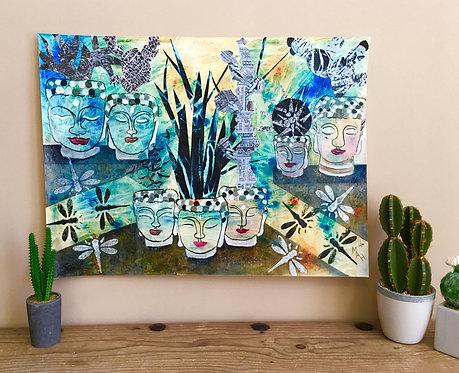 Budda Cactus