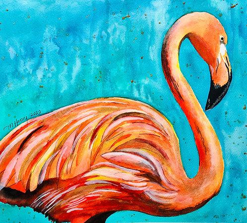 Flamingo Sam