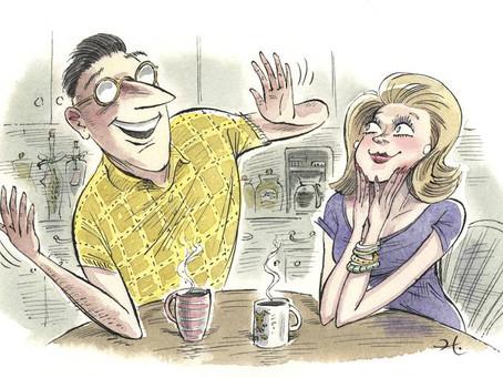 話が上手い人と下手な人を見分ける方法