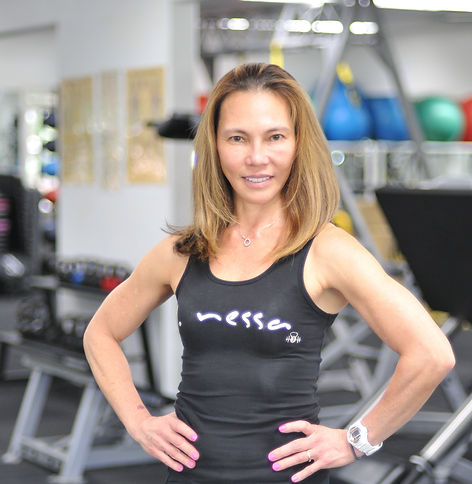 Certified Personal Trainer, Head Trainer, Fitness Director of Spearman Clubs in Orange County