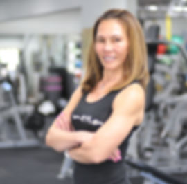 certified personal trainer, head trainer, director of fitness at Spearman Clubs in Orange County