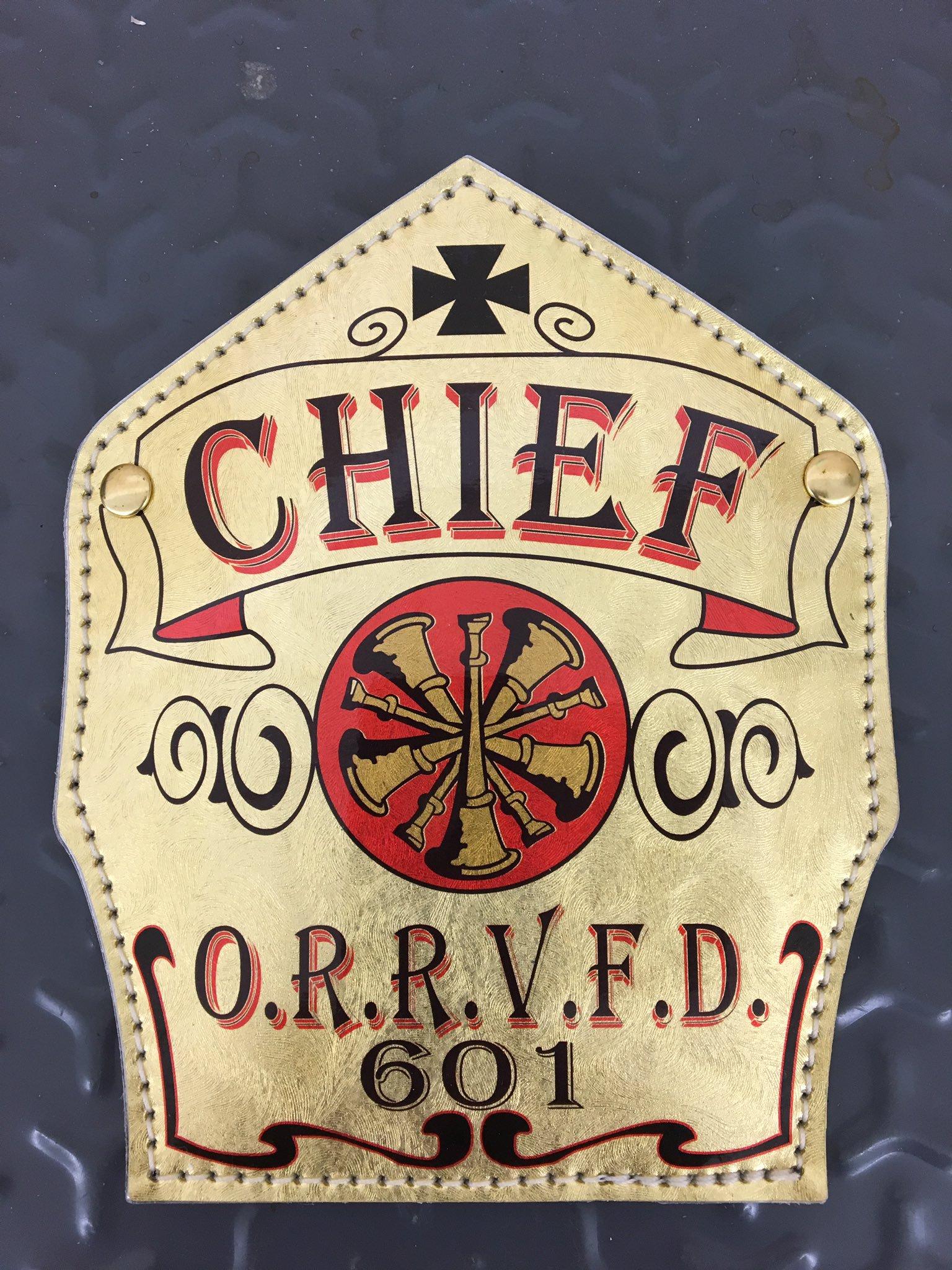 CHIEFS SHIELDS