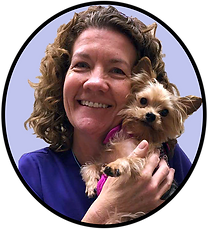 Dr. Banne and yorkie