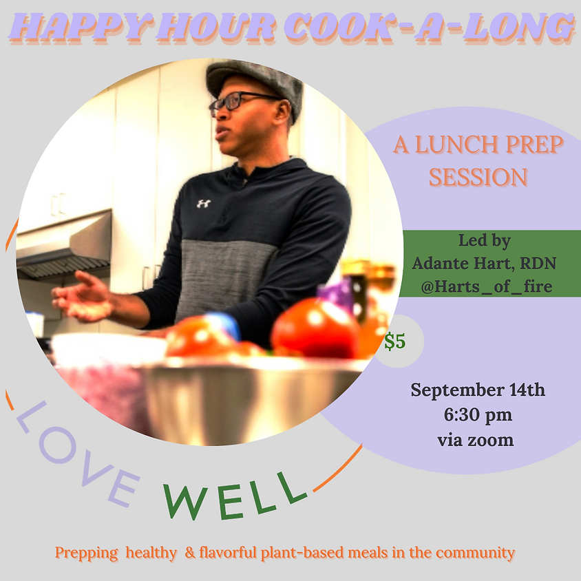 LoveWell Happy & Healthy Cook-a-long!