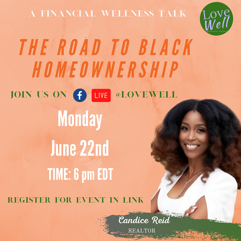 The Road to Black Homeownership