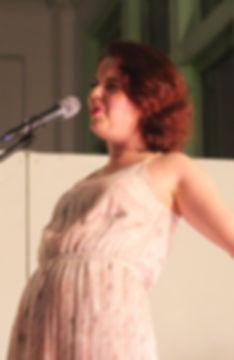 Spoken Word Perth, by Leni Battalis
