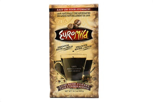Euromild Decaffeinated coffee