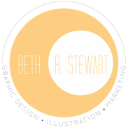 Beth Ragland Stewart - Graphic Design, Illustration, Marketing