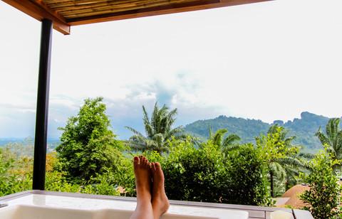 Relaxing week in Krabi