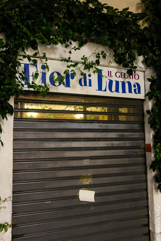 Gelato @ Fior di Luna, Rome