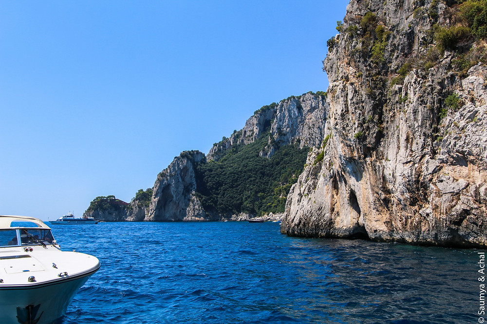 Cruise to Capri