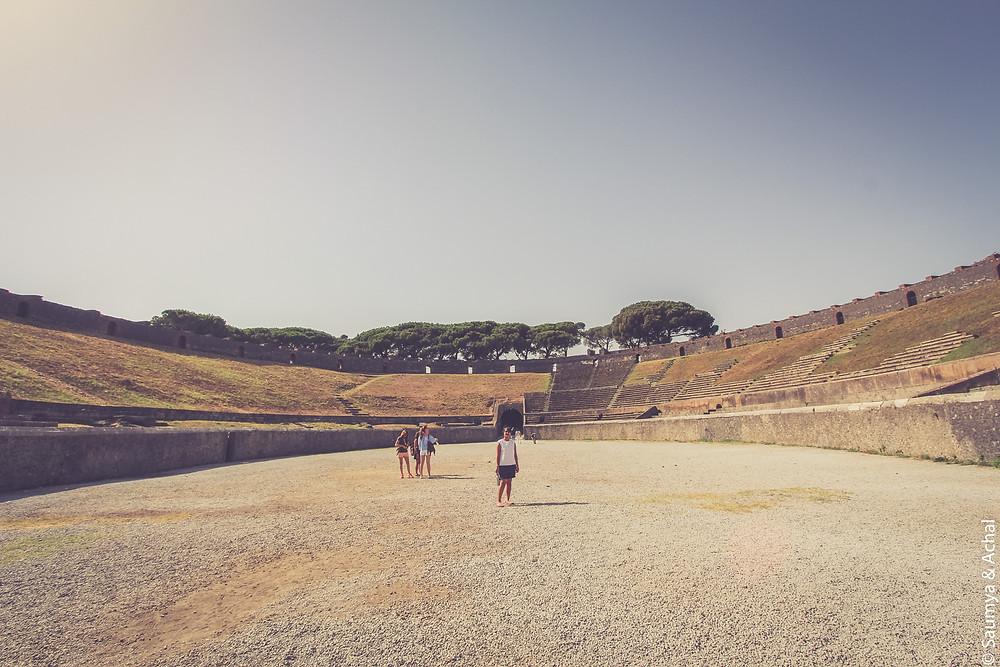 Pompeii, Naples