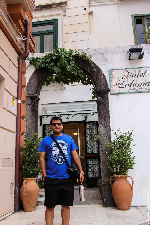 Hotel Lidomare, Amalfi