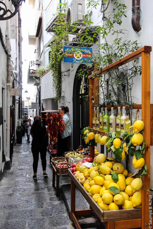 Lemons @Amalfi