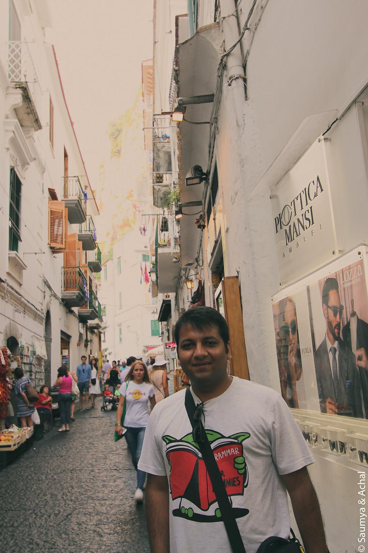 Shops @Amalfi