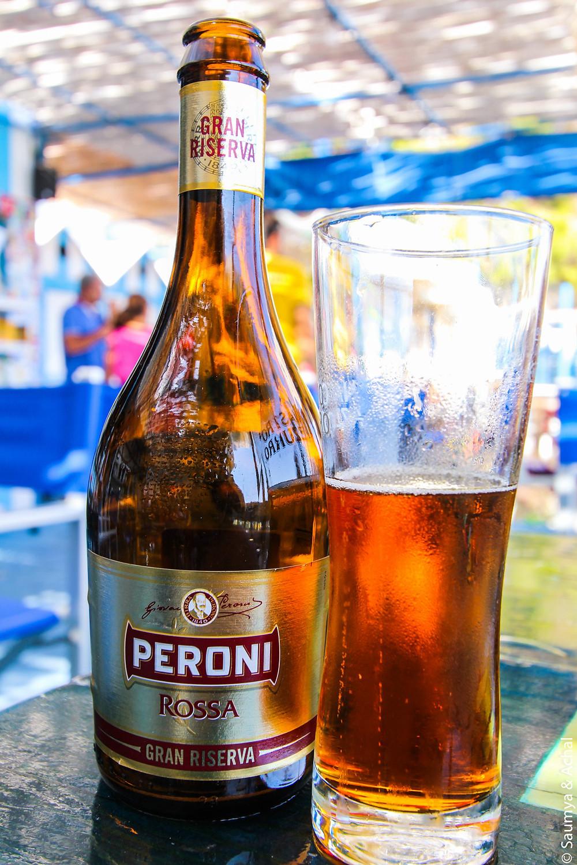 Peroni Rossa @Da Ferdinando
