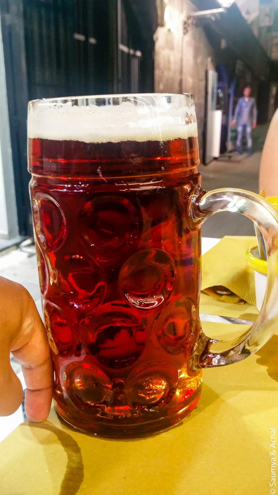 Beer @Amalfi