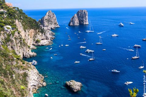 Amalfi Coast: One of our favorites!