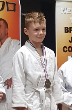 Zac Gold Medal BJC Open 2019
