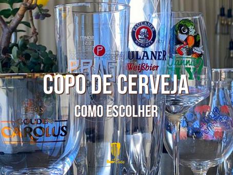 Copo de Cerveja: Como escolher?