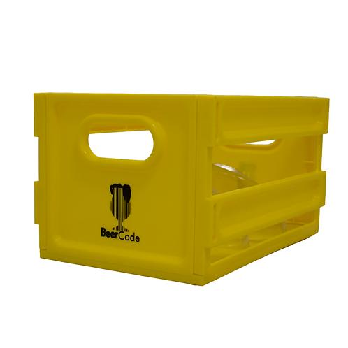 Engradado Amarelo - 6 Garrafas