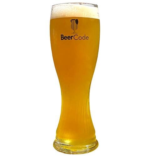 Copo BeerCode Weiss