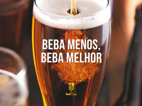 Beba menos, beba melhor