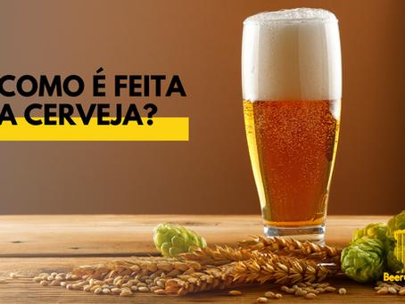 Como é feita a Cerveja?