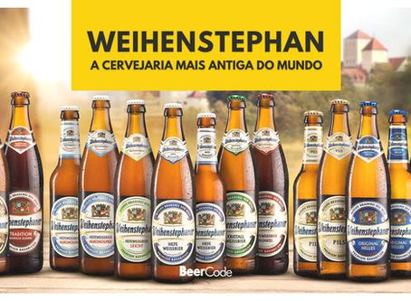 Weihenstephan - A cervejaria mais antiga do mundo