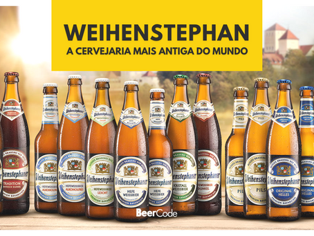 Weihenstephan - A cervejaria mais antiga do mundo
