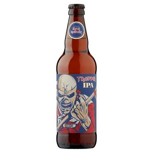 Cerveja Trooper Ipa 500 ml