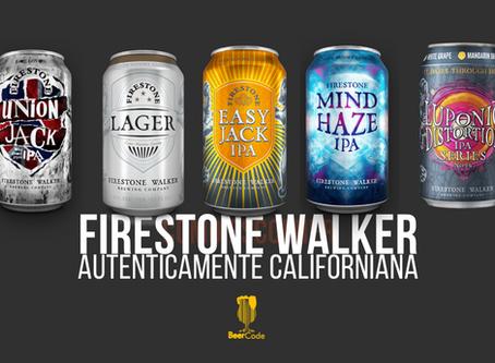 Cervejaria Firestone Walker - autenticamente californiana