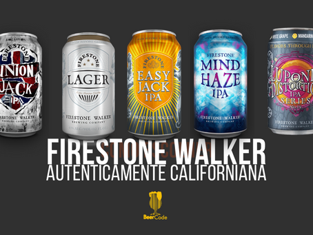 Cervejaria Firestone Walker - autenticamente californiana