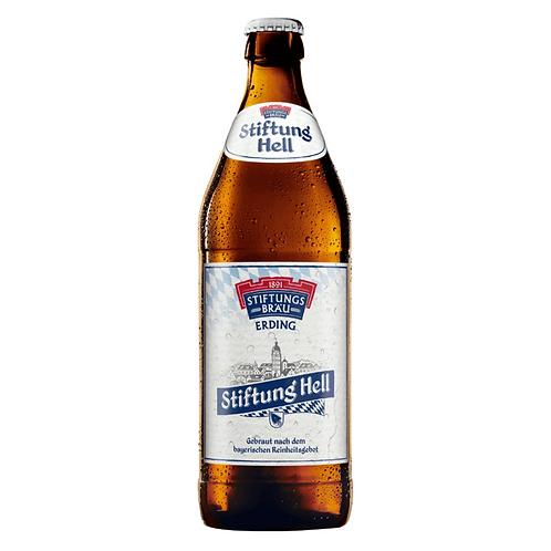 Cerveja Stiftung Hell 500 ml
