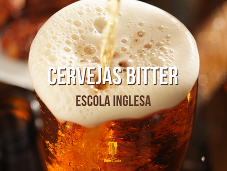 Escola Inglesa – As Cervejas Bitter