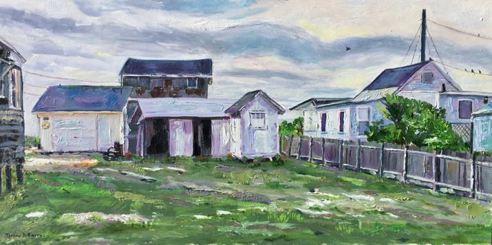 Old Cottages