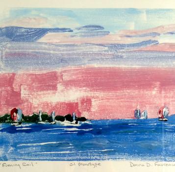 Evening Sail     $425