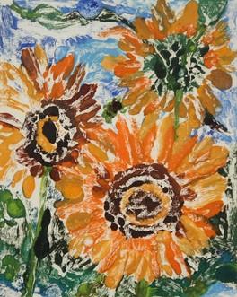Sunflowers  $450