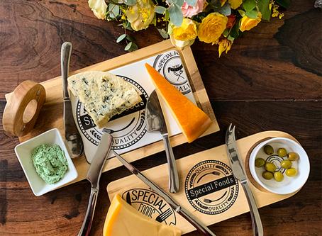 Como preparar uma Noite de queijos.