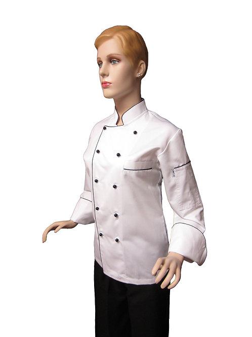 Chaqueta de Chef Modelo Especial Mujer