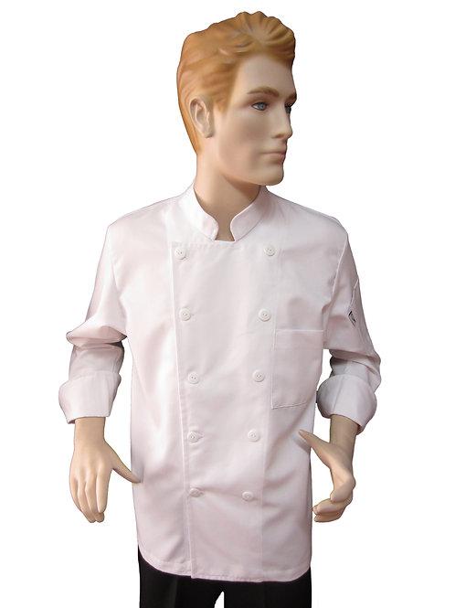 Chaqueta de Chef Hombre Clasica blanca