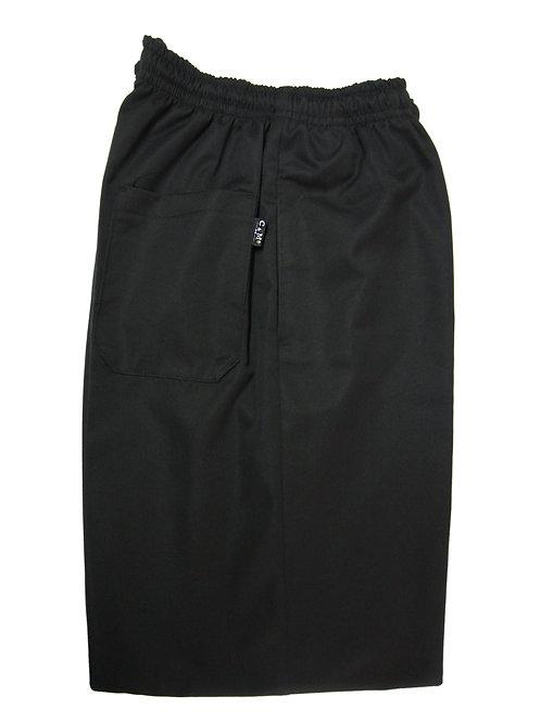 Pantalón modelo Resorte color Negro