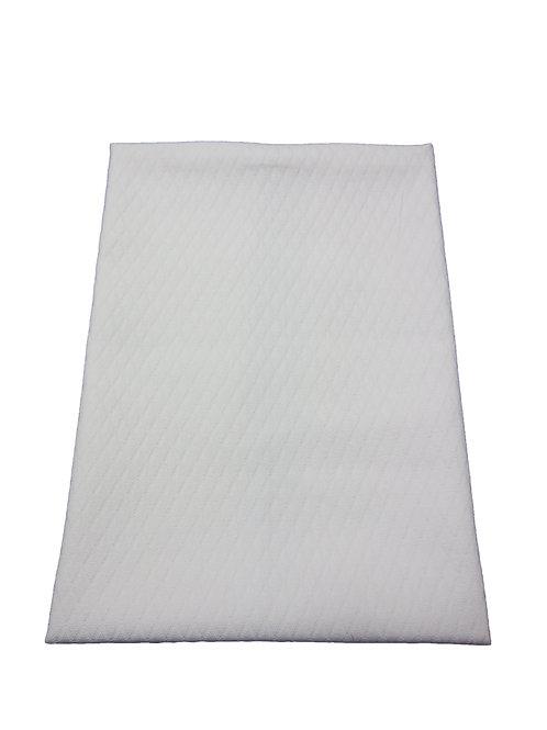 Limpion o mantel Chef algodon color blanco