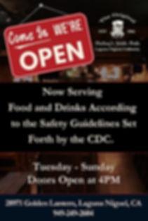 Come In Were Open Restaurant.jpg