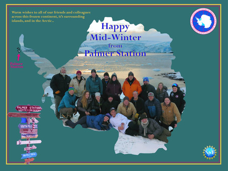 Antarctic Mid-Winter Festivities
