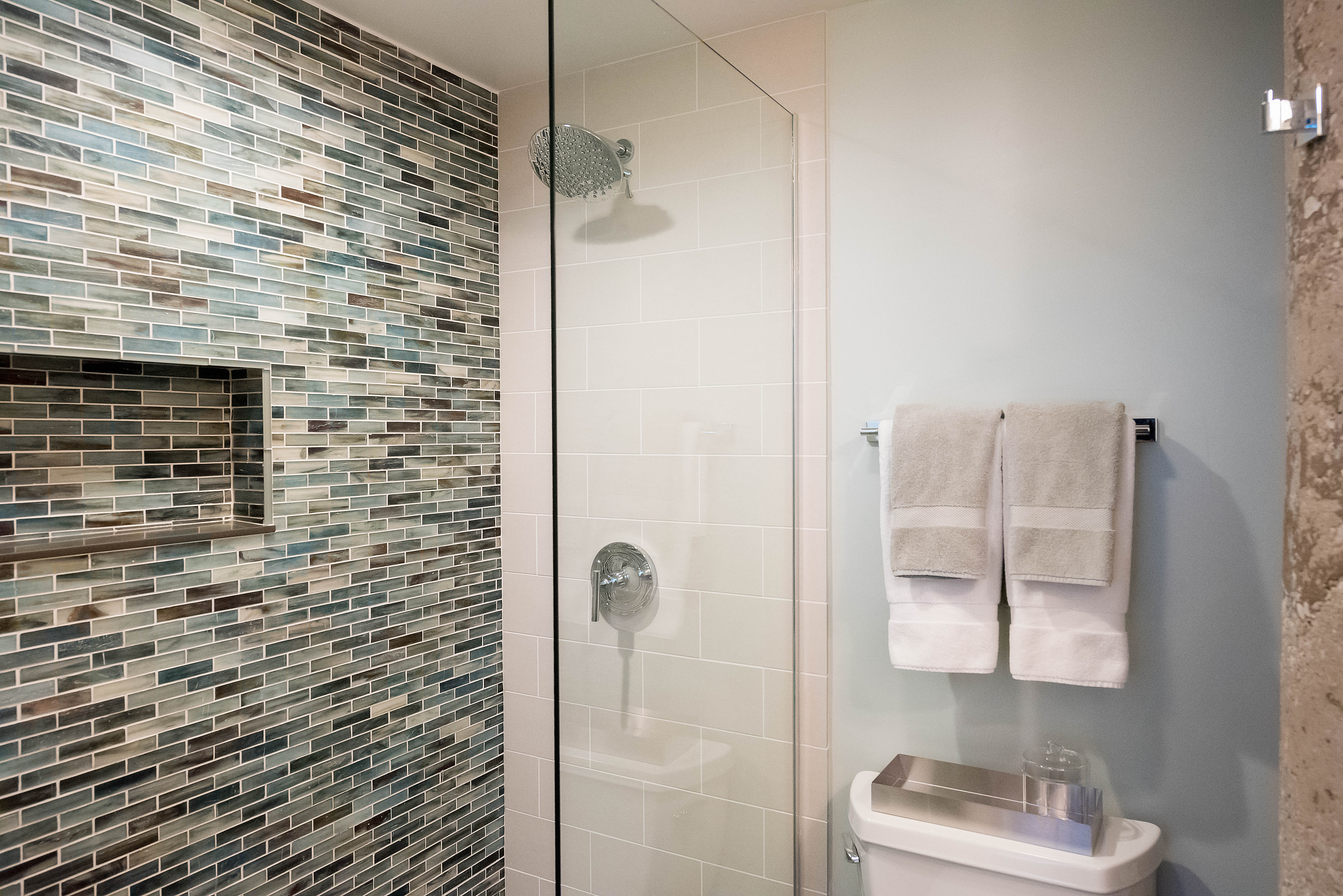 Custom Bathroom Remodeled