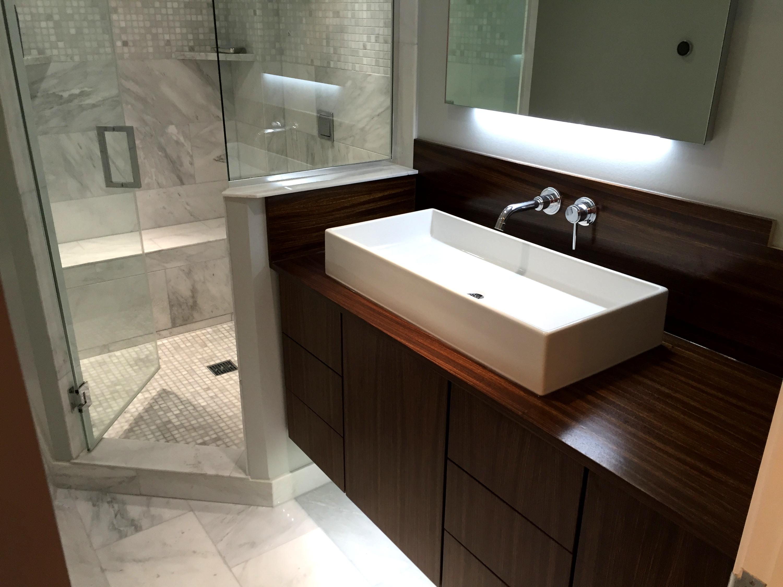 Customized Handmade Bathroom Cabinet