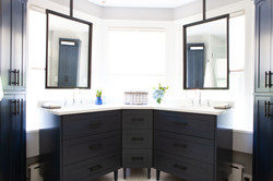 Custom Bathroom Cabinets Vanity