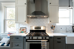 Kitchen Remodel Handmade Cabinets