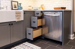 Kitchen Customized Handmade Cabinets